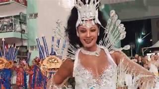 Taça de campeã do carnaval santista 2020 é da Unidos dos Morros