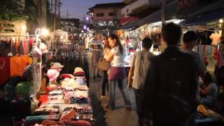 Colorful Street Life –  Thailand Insider – 2013