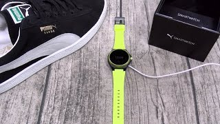 The Puma Smartwatch - A Seamless Blend of Style and Functionality
