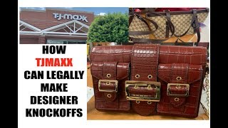 HOW TO SHOP TJMAXX-  SECRETS EXPOSED!!  Tips on authenticating  designer items at TJMAXX