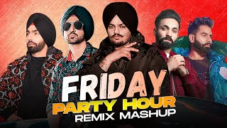 Friday Party Hour | Sidhu Moosewala | Diljit Dosanjh | Ammy Virk | Parmish Verma | Dilpreet Dhillon