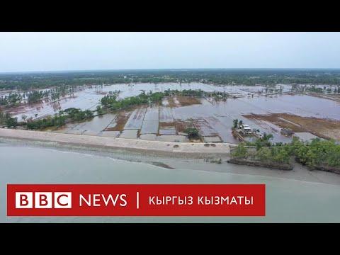 Индия. Климаттын айынан эл үйлөрүн таштап кетүүдө  - BBC Kyrgyz