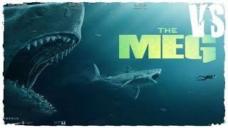 Мег: Монстр глубины / The Meg - трейлер
