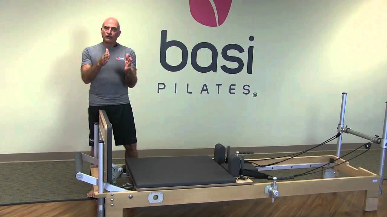 In this video, Rael focuses on the set up of the Jumpboard. Used in a variety of strength training exercises, watch as Rael guides you through the set up of this innovative finely crafted equipment line.