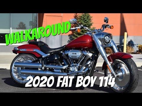 2020 FAT BOY® 114