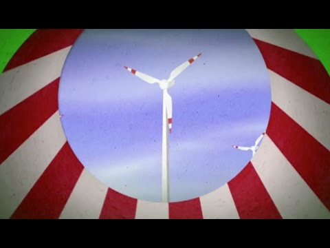 Für Kinder erklärt: Windkraft – wie entsteht Strom?