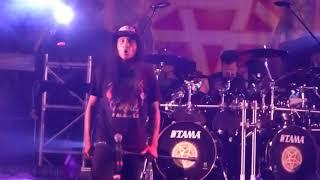 Anthrax -Efilnikufesin (N.F.L.)   en Lima Peru 2017
