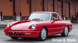 Alfa Romeo Spider 1966 - 1994