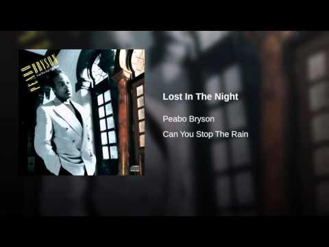 Lost In The Night ~ Peabo Bryson