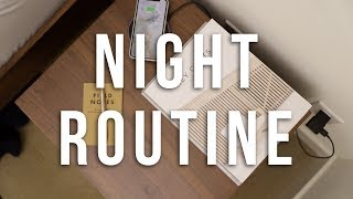Night Routine | Hygge LIfe