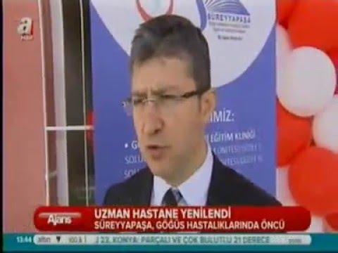 Yoğun Bakım Ünitesi Yenilendi Süreyyapaşa Göğüs Hastalıkları ve Göğüs Cerrahisi EAH