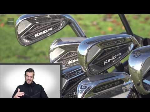 Cobra KING F8 iron review: best value for money premium golf iron