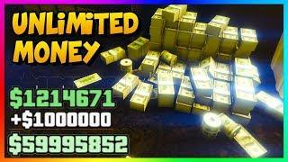 *NEW* EASY GTA ONLINE UNLIMITED MONEY METHOD! *ALL RANKS* MAKE MILLIONS! PS4/XB1/PC (GTA V Money)