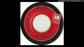Joe Jackson - Breaking Us In Two (Promo 45 Version)