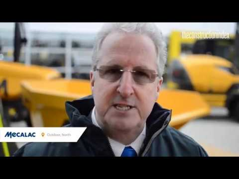 Mecalac Construction Equipment at Bauma 2019