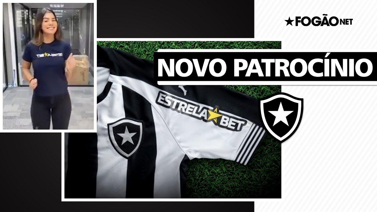 Com direito à dancinha do momento, EstrelaBET se empolga em anúncio de parceria com Botafogo: 'Agora as estrelas estão juntas!' ⭐