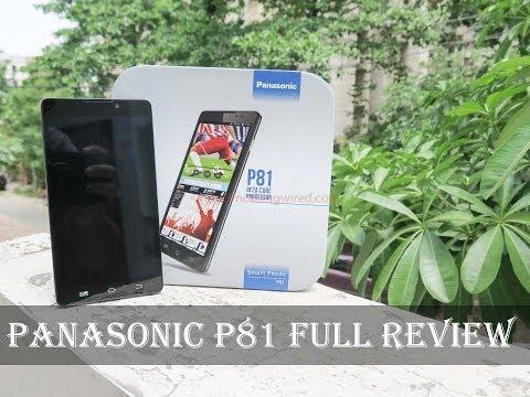 Panasonic P81 Unboxing & Full In-depth Review: Hardware, Performance, Camera, UI, Multimedia & more