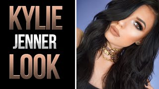 ❤️ Kylie Jenner Look With Kylie Lipstick & Lip Kit  Victoria Lyn Beauty