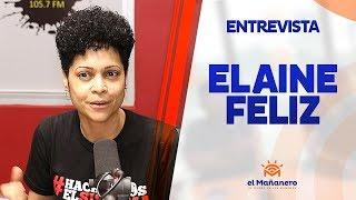 Elaine Feliz Vs Ariel Santana en debate sobre la ideología de género