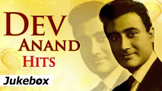 Dev Anand Evergreen Songs | Popular Hindi Songs [HD] | Debonair & Dashing Dev Anand Hits | JUKEBOX