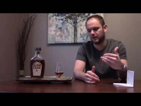 Elijah Craig 12 Year Old Bourbon Review
