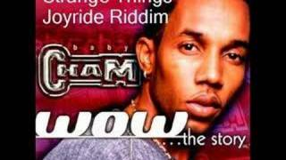 Baby Cham- Strange Things- Joyride Riddim