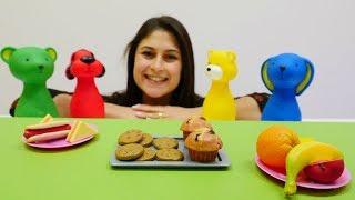 Oyuncak kreşi; PJ Maskeliler ile ders öğrenelim! Eğitici video.