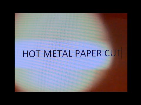Fadex - Hot Metal Paper Cut (Official Video)