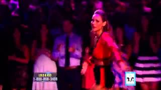 Dancing with the Stars 19 - Lolo Jones & Keo | LIVE 9-15-14