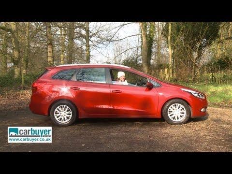 Kia Cee'd Sportswagon estate review - CarBuyer