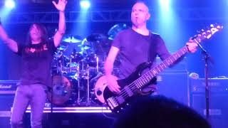 Fates Warning - The Eleventh Hour @ The Rock Box, San Antonio TX 8/11/17