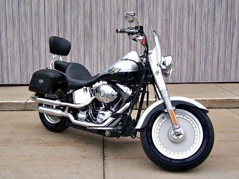 2003 Harley-Davidson FLSTF/FLSTFI Fat Boy® in Erie, Pennsylvania - Video 1
