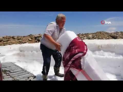 2 bin 157 metrede ekmek mücadelesi