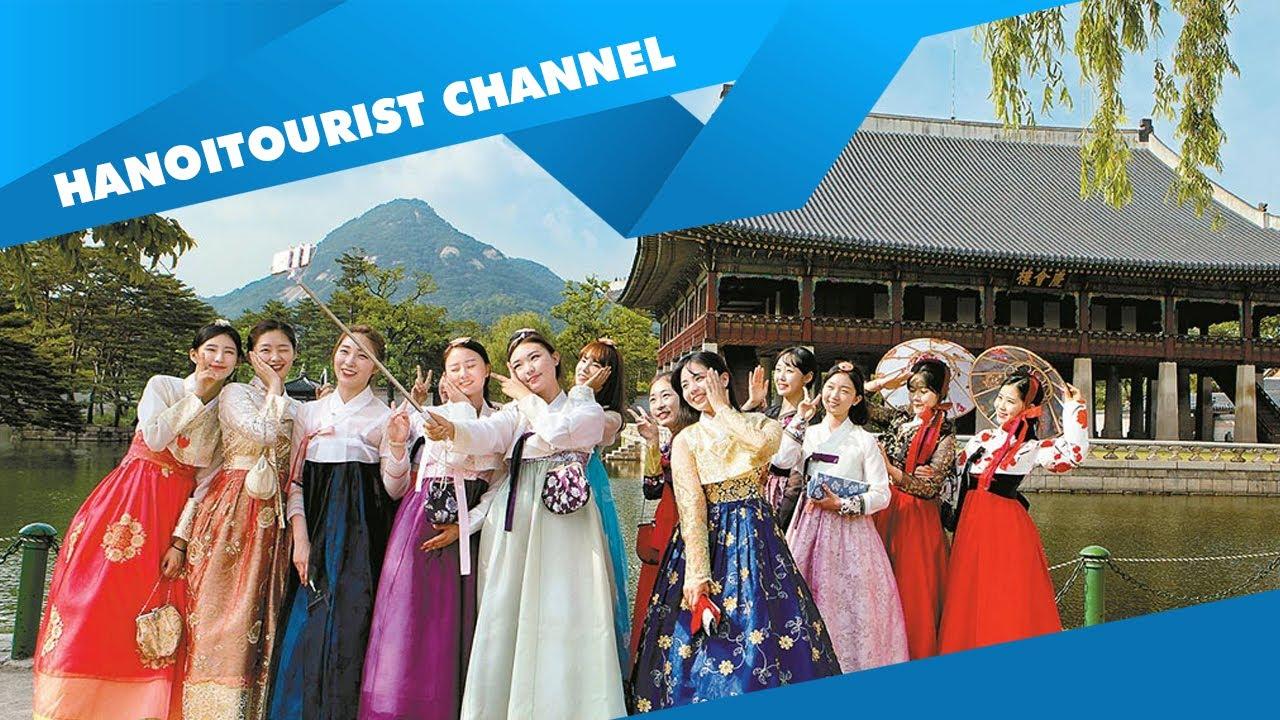 Đài Truyền hình Hà Nội đưa tin về Hanoitourist khai trương sản phẩm Hàn Quốc mới
