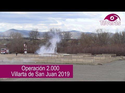 Operación 2.000 Villarta de San Juan 2019