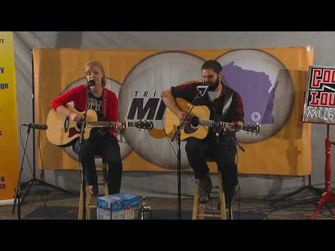Heather Jean Maywood and Jimmie Linville - Hand in Hand