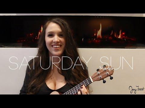 Vance Joy Saturday Sun Cover // Joy Frost (Live Ukelele Cover)
