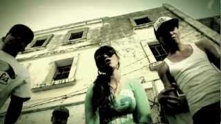 Crasek ft Deep Phoros & Sussy Lo-Alo Old School (VIDEO OFICIAL) 2012