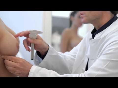 Die Klinik nach der Erhöhung der Brust in rostowe