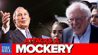 Krystal & Saagar mock Bloomberg's attack on Bernie
