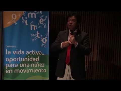 """Victor Matsudo 3-resumen-Conferencia """"La vida activa: oportunidad para una niñez en movimiento"""""""