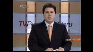 TV Perú 31/05/2010 - Trasplante Cardiaco en el INCA