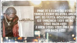 Lil Tjay   LANESWITCH (Official Video Lyrics)