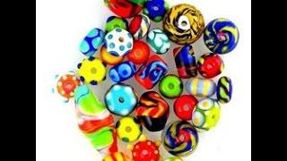 How To Make Glass Beads!