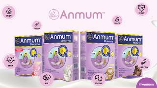 Fight Maternal Nutrient Deficiency with Anmum