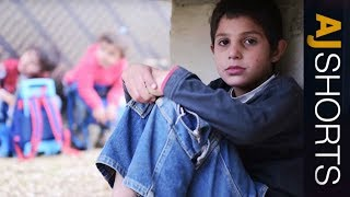 🇸🇾 The Man Teaching Syria's Lost Generation | AJ Shorts