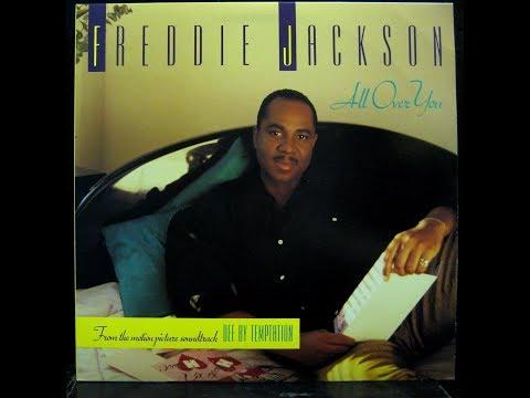 FREDDIE JACKSON   All Over You     R&B