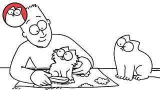 Кот Саймона —  Pawtrait