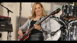 """Sheryl Crow performing on the Today Show: """"Be Myself"""" - """"Halfway There"""" -  """"Long Way Back"""""""