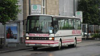 preview picture of video 'Mitfahrt im Setra S 215 UL (NE-TH 386) der Fa Herlitschka Busreisen, Kaarst (Kreis Neuss)'